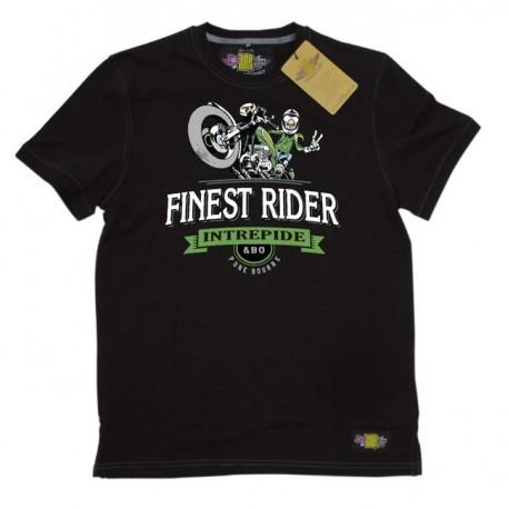 Finest Rider Black