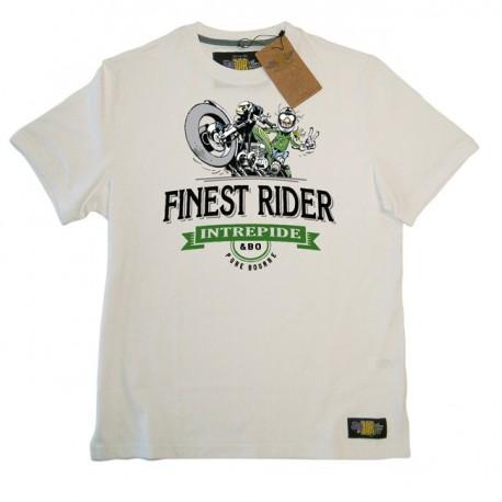 Finest Rider White